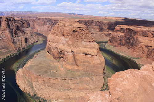 Plakat Horseshoe Bend