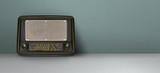 Vintage radio - 176252777