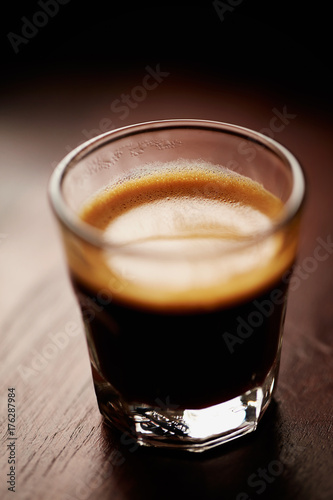 Glass of Espresso
