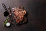 T-bone steak - 176289369