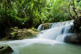 Huay Mea Kamin waterfall
