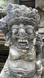 Temple Tirta Empul et sa source sacrée sur l'île de Bali, Indonésie