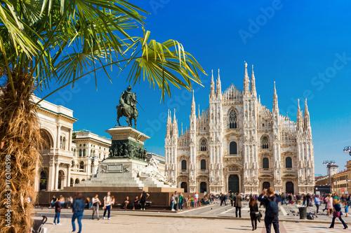 Fotobehang Milan Milan, Italy
