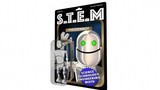STEM Robot Science Technology Engineering Math Education 3d Animation - 176314170