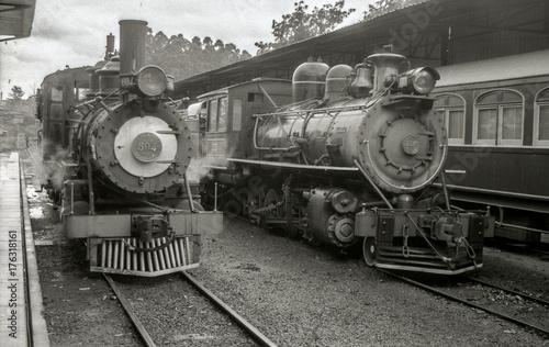 Staande foto Spoorlijn Brasile