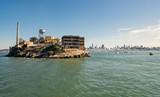 Isla y  prisión de  Alcatraz, San Francisco, California, EEUU