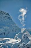 Cloud column on Mount Safton - 176345180