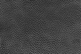black texture of leather material - 176356585