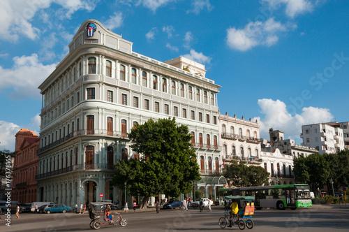 Fotobehang Havana Old Havana.Cuba