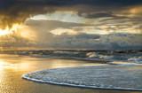 Zachód słońca nad Bałtykiem - 176378906
