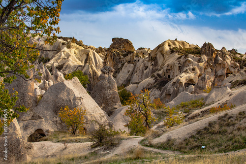 Fotobehang Natuur Park Cappadocia World Heritage Site