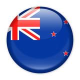New Zealand Flag Vector Round Icon - 176421174
