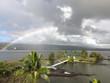 Rainbow over Island Park