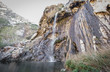 Sitting Bull Falls. New Mexico - 176444547