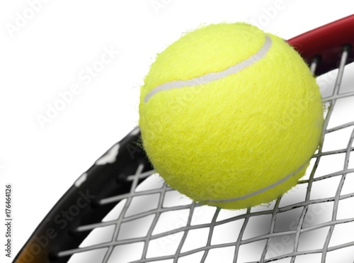 Fotobehang Tennis Tennis.