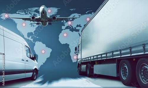 Transport - Logistik - Weltweit