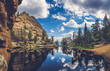 Gem Lake Reflections