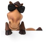 Fun horse - 176492926