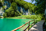 Idyllic place in the National Park in Croatia - 176493590