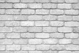 texture old gray brick wall - 176503705