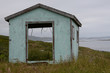Collapsing Shed - - Abandoned Fishing village