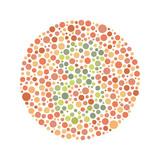 Red Green Color Blind Test - Number 8 - 176523120