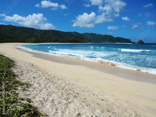 Staande foto Tropical strand Ein Tag am Meer