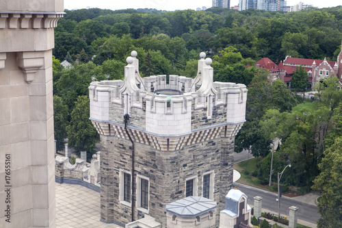 Papiers peints Toronto Ornate Tower