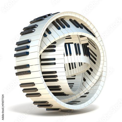 teclas-de-piano-abstractas-3d
