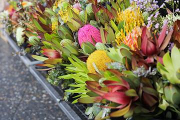 Australien Flower bouquet