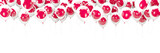 Balloons frame with flag of japan - 176582351