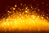 Sparkling glittering lights abstract background - 176583351