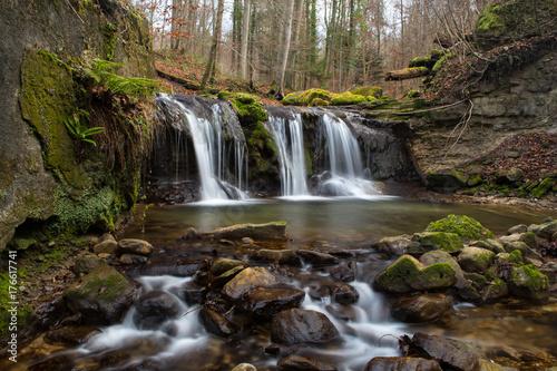 Wasserfall am Wehrenbach - 176617741