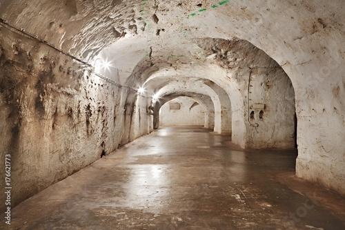 Old Mines Tunnels Plakát