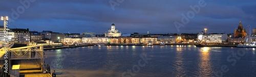 Landmark architecture of Helsinki, Finland