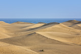 Dunes of Maspalomas, Grand Canary - 176627575
