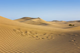 The dunes of Maspalomas, Grand Canary, Spain - 176627752