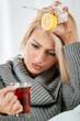 Annoying Flu And Headache
