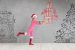 Quadro Christmas Xmas Winter Holiday Concept