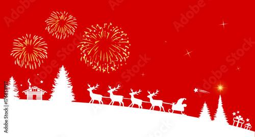 Weihnachten Weihnachtsmann...