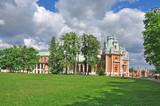 Moscow. Palace in Tsaritsyno - 176684911