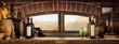 Quadro Rustic wine cellar in the countryside