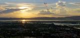 coucher de soleil sur Mandalay - 176697998