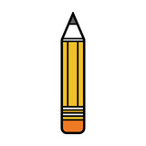 pencil school tool object design - 176705309