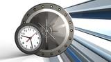 3d clock - 176706591