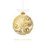 Abstract Christmas Design - 176723187