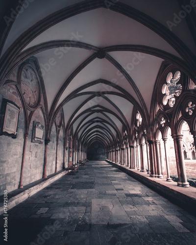 Fridge magnet Salisbury Cathedral Architecture, United Kingdom