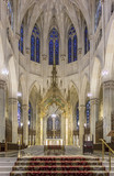 The Cathedral of St. Patrick is a Neo-Gothic-style Roman Catholic cathedral church and a prominent landmark of New York