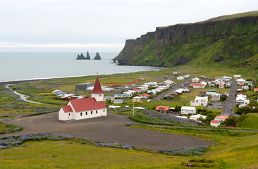 Iceland, beautiful nature and stunning scenery