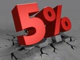 3d of 5 percent discount - 176732706
